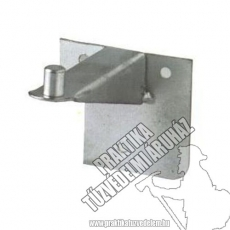 0017 – Standard Metal wall bracket for 1 kg, 2 kg, 4 kg, 6 kg powder extinguisher, powderextinguisher