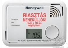 0028c - Honeywell XC100D Carbon monoxide alarm