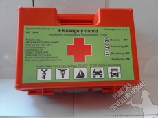 104 - First aid kit, medicine chest, set, up to 10 people