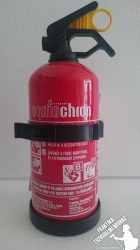 Ogniochron 1 kg powder extinguisher BC powderextinguisher 21 BC fire rating