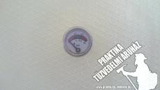 0144- Maxima manometer for powder extinguishers
