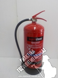 0009ÓV Ogniochron Manometer 9 liter water extinguisher 21A fire rating waterextinguisher