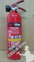 0002ÓH Ogniochron Manometer 2 liter foam extinguisher 8 A 55 B 40 F fire rating foamextinguisher