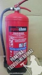 0009ÓH Ogniochron Manometer 9 liter foam extinguisher 27 A 233 B fire rating foamextinguisher