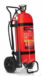 0050 Ogniochron 50 kg fire extinguisher Carbon dioxide extinguisher Carbondioxide extinguisher CO2 144 B fire rating