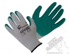 SR486- Latex coated gloves