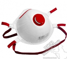 SFM/P3-C1V - Half mask with valve FFP3, 5 pcs mask