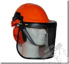 SDRAKKAR- Face protection, ear protection, head protection, combinated helmet
