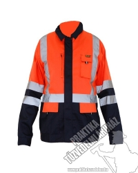 SBMARS - High visibility work safety clothes, jacket