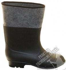 SOBGUMFPCV - Rubber boots with lining 40,41,42,43,44,45,46 sizes