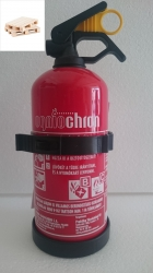 1111Ó- Ogniochron 1 kg powder extinguisher BC powderextinguisher 21 BC fire rating