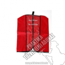0062 -Safety blanket, cover for 6 kg powder extinguisher