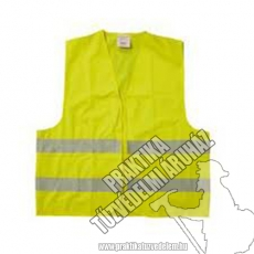 0102M – High visibility vest 120 g/m2, M,L,XL sizes