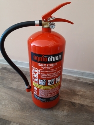 0006V Ogniochron 6 kg powder extinguisher ABC powderextinguisher 55A 233BC fire rating
