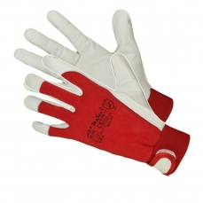 RTOP-EX2- Goat leather protection gloves, work safety gloves
