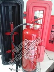 TSZ12 - TGK 12kg SZETT Tehergépkocsi tűzoltó csomag